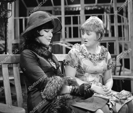 'Sunday Playhouse'   TV Fenella Fielding and Patsy Rowlands