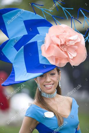 Editorial photo of Ladies Day at Royal Ascot, Berkshire, Britain - 18 Jun 2009