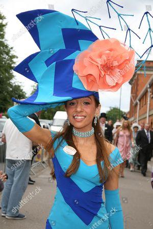 Editorial image of Ladies Day at Royal Ascot, Berkshire, Britain - 18 Jun 2009