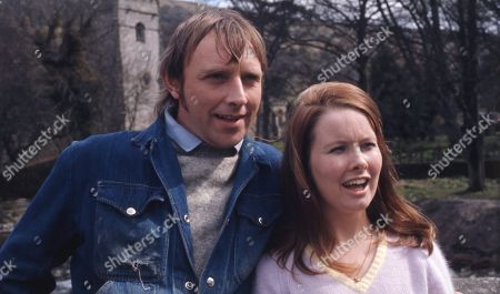 Frank Blakey, as played by Eric Allan and Janie Blakey, as played by Diane Grayson