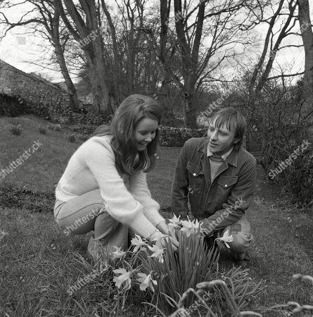 Editorial photo of 'Emmerdale Farm' TV Series UK - 1974