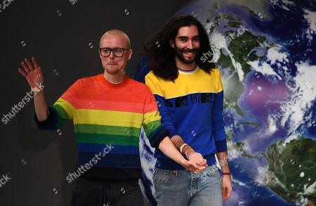 Fyodor Podgorny and Golan Frydman