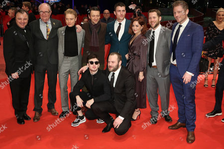 Jim Broadbent, Freddie Fox, Lance Daly, James Frecheville, Sarah Greene, Barry Keoghan and Moe Dunford