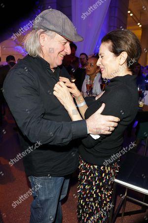 Pepe Danquart and Hannelore Elsner