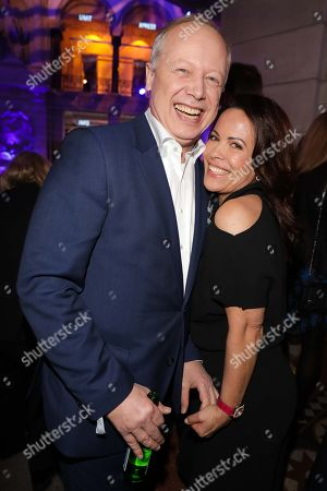 Tom Buhrow mit partner Daniela Boff