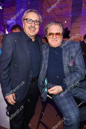 Wolfgang Stumph and Michael Brandner