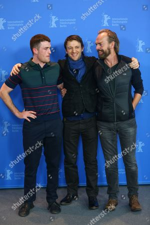 James Frecheville, Lance Daly and Hugo Weaving