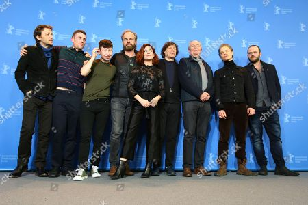 Lance Daly, James Frecheville, Barry Keoghan, Hugo Weaving, Sarah Greene, Stephen Rea, Jim Broadbent, Freddie Fox and Moe Dunford