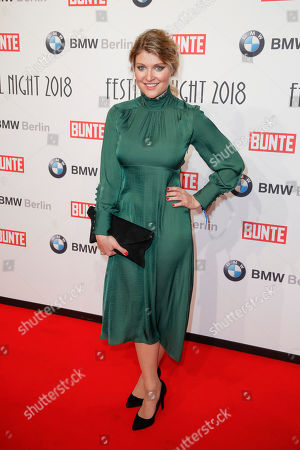 Editorial picture of Bunte & BMW Festival Night during the 68th International Film Festival Berlinale, Berlin, Germany - 16 Feb 2018