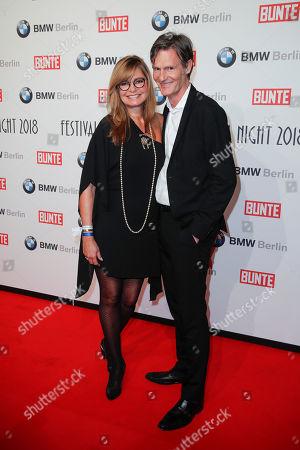 Maren Gilzer and Harry Kuhlmann