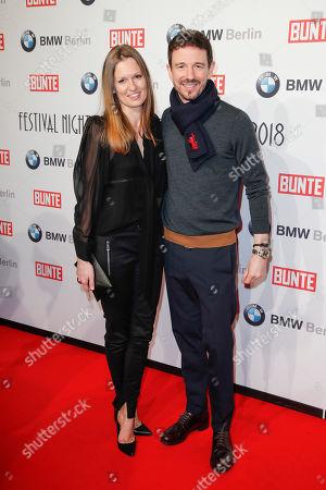 Katrin Berben and Oliver Berben