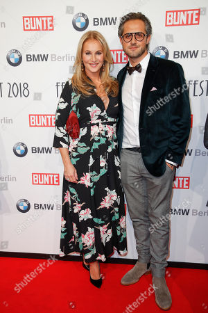 Caroline Beil and Philipp Sattler
