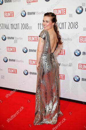 Editorial image of Bunte & BMW Festival Night during the 68th International Film Festival Berlinale, Berlin, Germany - 16 Feb 2018