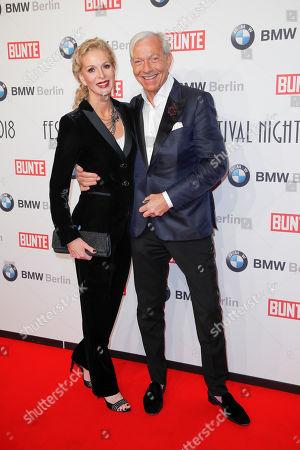 Grit Weiss and Jo Groebel