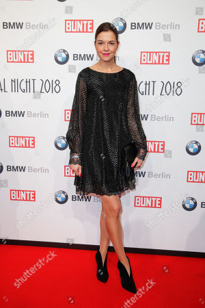 Editorial image of Bunte & BMW Festival Night during the 68th International Film Festival Berlinale, Berlin, Germany - 16 Feb 2018