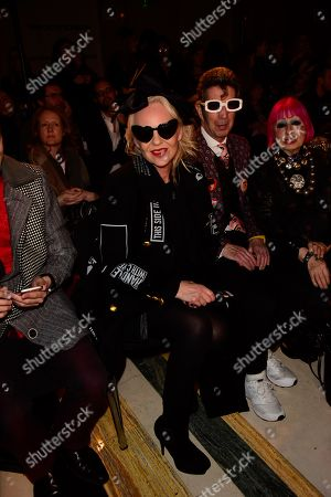 Amanda Eliasch, Duggie Fields and Zandra Rhodes