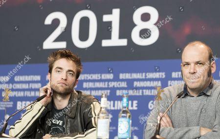 Robert Pattinson, Nathan Zellner