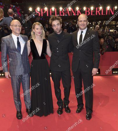 Robert Pattinson,Mia Wasikowska,David Zellner,Nathan Zellner