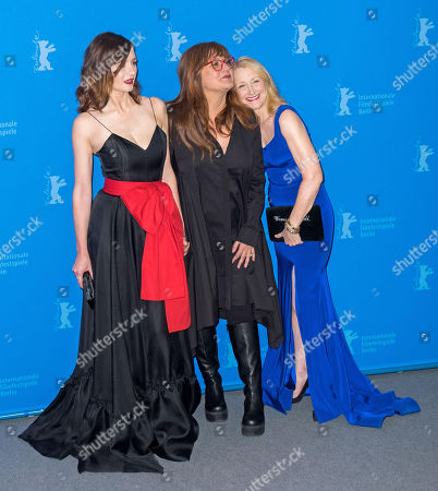 Emily Mortimer, Isabel Coixet, Patricia Clarkson