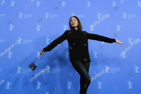 Actress Elena Lyadova poses at the photo-call on the film Dovlatov during the 68th edition of the International Film Festival Berlin, Berlinale, in Berlin, Germany