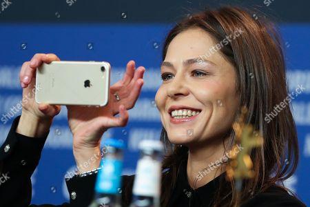 Stock Photo of Elena Lyadova