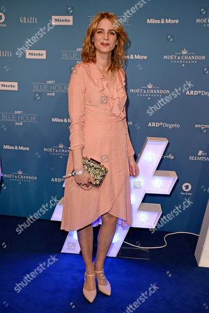 Editorial photo of BERLINALE: Blue Hour Party hosted by ARD, Berlin, Germany - 16 Feb 2018