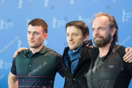 Hugo Weaving, James Frecheville and Lance Daly