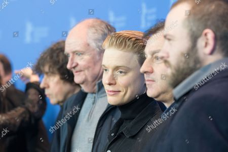 James Frecheville, Lance Daly, Sarah Greene, Freddie Fox, Hugo Weaving, James Frecheville and Lance Daly