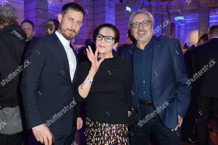 Clemens Schick, Hannelore Elsner, Wolfgang Stumph