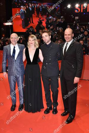 David Zellner, Mia Wasikowska, Robert Pattinson, Nathan Zellner
