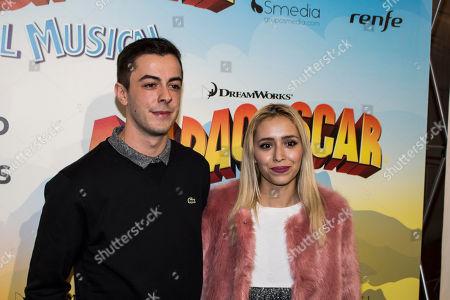 Editorial photo of 'Madagascar' Musical premiere, Madrid, Spain - 16 Feb 2018