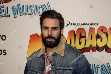 Editorial photo of 'Madagascar' Musical premiere, Madrid, Spain - 16 Feb 2018