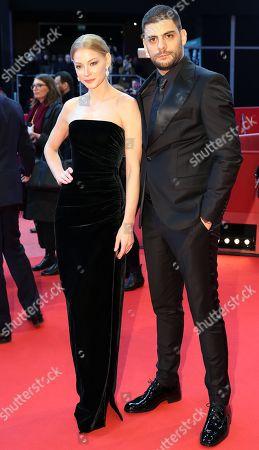 Svetlana Khodchenkova and Milan Maric