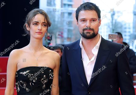 Stock Picture of Danila Kozlovsky and Olya Zueva