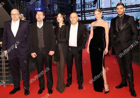 Editorial image of Dovlatov - Premiere - 68th Berlin Film Festival, Germany - 17 Feb 2018