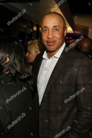 Stock Picture of John Starks