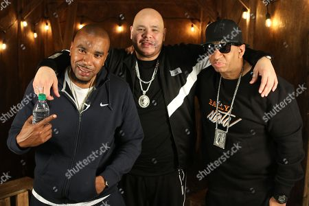 N O R E, Fat Joe and guest