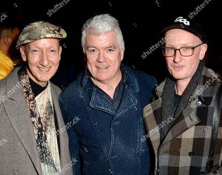 Stephen Jones, Tim Blanks with guest