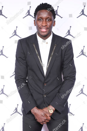 Jordan Brand family member Victor Oladipo arrives at the Jordan Brand All-Star Party on in Los Angeles