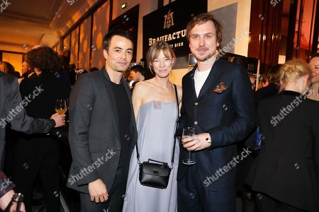 Editorial photo of Medienboard reception at the 68th International Film Festival Berlinale, Berlin, Germany - 17 Feb 2018