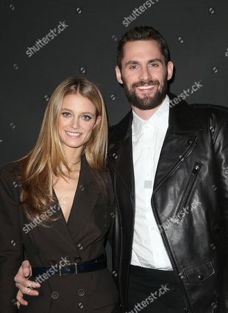 Kevin Love, Kate Bock