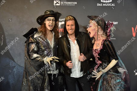 """Editorial picture of Premiere of the musical """"Tanz der Vampire"""", Cologne, Germany - 17 Feb 2018"""