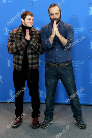Anthony Bajon and Cedric Kahn