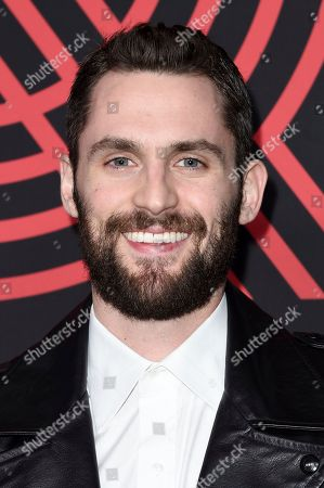 Kevin Love attends 2018 All-Stars in Los Angeles GQ Celebration at the NoMad Hotel on Saturday, Feb.18, 2018, in Los Angeles
