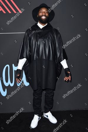 Baron Davis attends 2018 All-Stars in Los Angeles GQ Celebration at the NoMad Hotel on Saturday, Feb.18, 2018, in Los Angeles