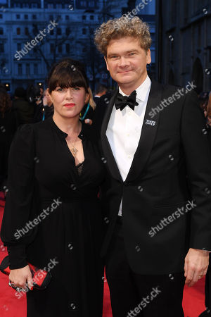 Claire Keelan and Simon Farnaby