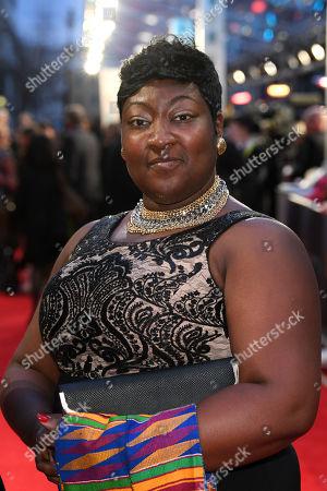 Time's Up activist Phyll Opoku-Gyimah