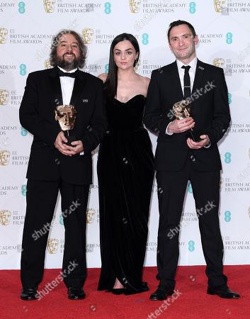 Jonathan Amos and Paul Machliss - Editing - 'Baby Driver', presented by Hayley Squires