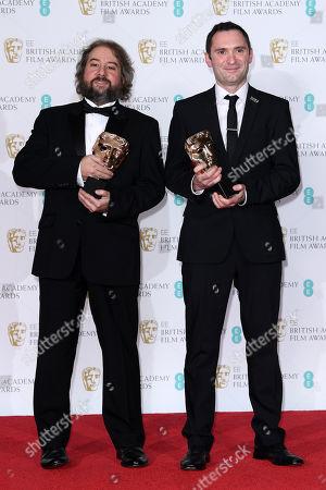 Editorial image of 71st British Academy Film Awards, Press Room, Royal Albert Hall, London, UK - 18 Feb 2018