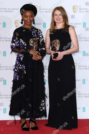 Rungano Nyoni and Emily Morgan - Outstanding Debut By A British Writer, Director Or Producer - 'I Am Not A Witch'
